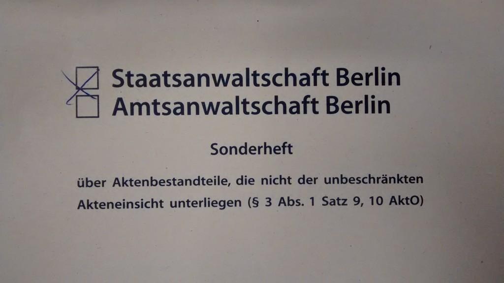 Zuständigkeit Berlin